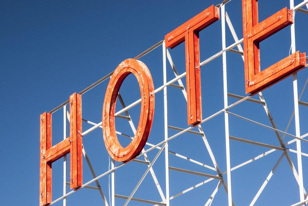 Открытие отеля