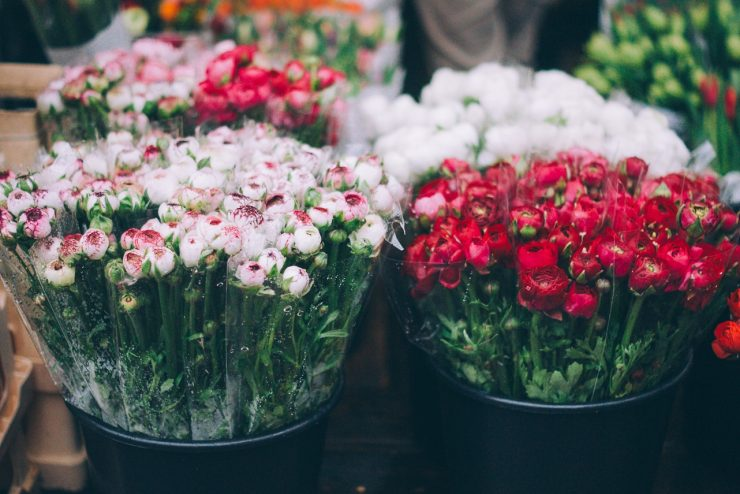открытие магазина цветов