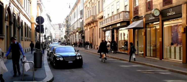 How much is real estate in Milan