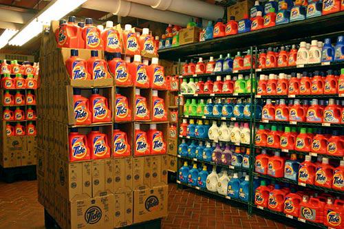 Правильная выкладка товара в продуктовом магазине повысит прибыль.